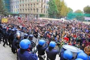 Roma occupazione al mistero istruzione