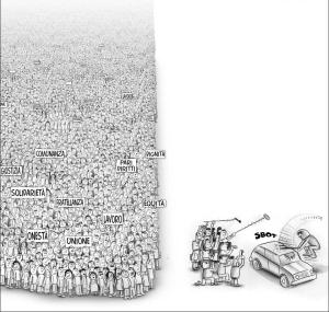 ipocrisia dei media