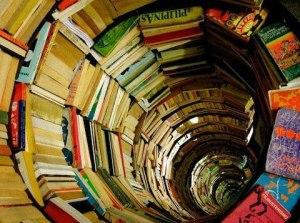 un pozzo di libri