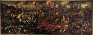 andrea-vicentino-battle-of-lepanto